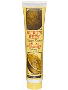 Burt's Bees Orange Cleanser