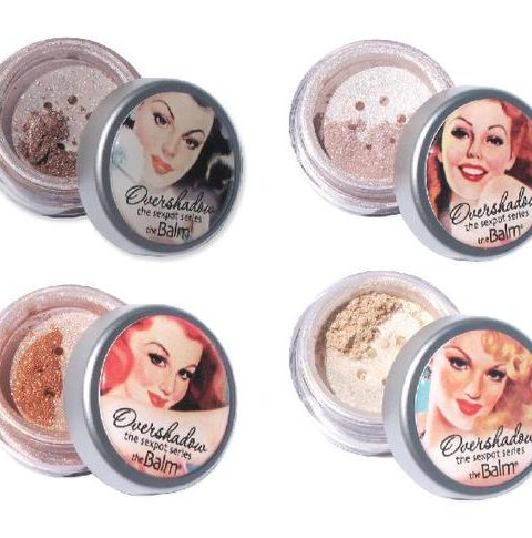TheBalm Overshadows