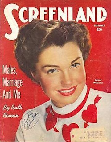 Esther Williams Screenland