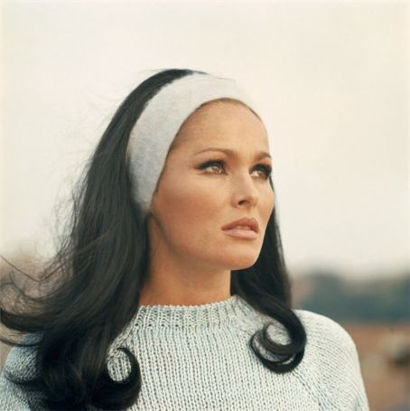 Ursula Andress Makeup Look