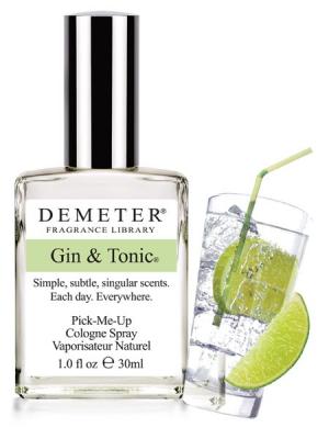 Demeter Gin & Tonic