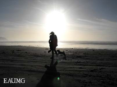 EauMG on the Oregon Coast