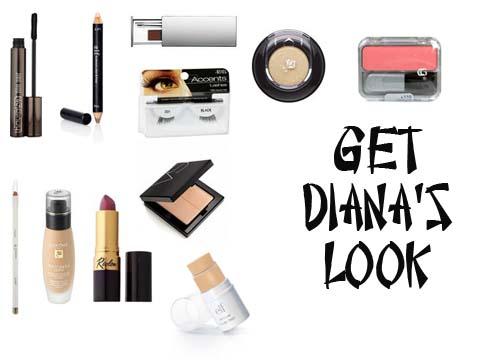 Get the 1950's makeup look of Diana Dors