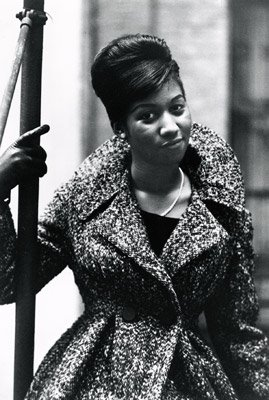 1950's pic of Aretha Franklin