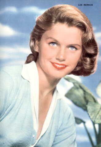 Get the 1950's makeup look of Lee Remick
