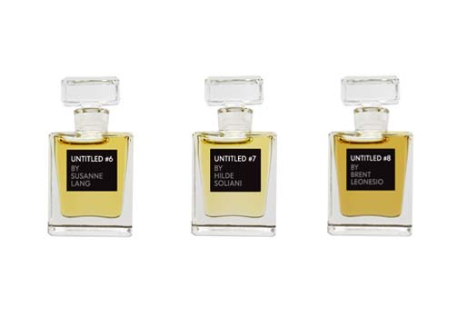 Luckyscent Untitled Perfumes 2011