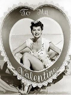 Cyd Charisse Valentine's 1945