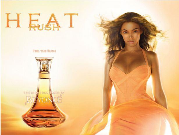 Beyonce Heat Rush EDT Perfume