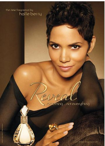 Halle Berry Reveal EDP