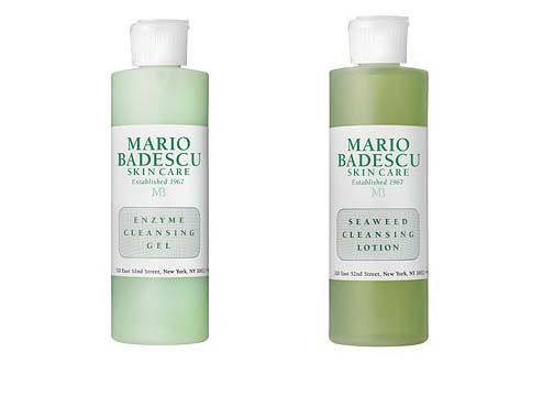 Mario Badescu Cleanser & Toning Lotion Review