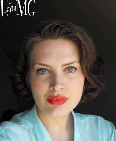 Get the 1950's Makeup Look of Lee Rimmick