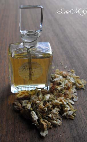 Ane Walsh Robin botanical perfume