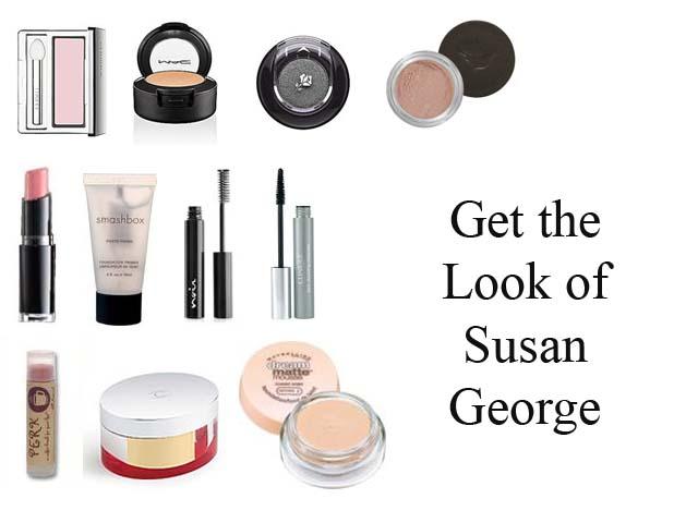 Susan George Makeup