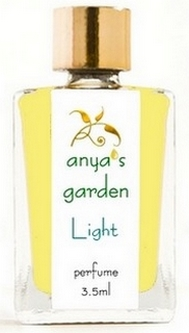 Anya's Garden Light natural perfume