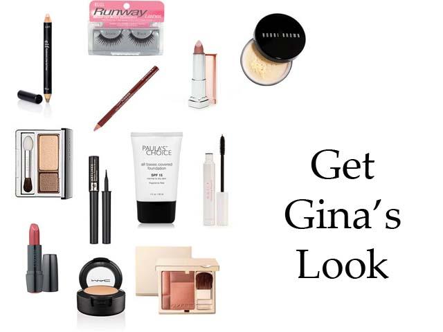 Gina Lollobrigida makeup instruction
