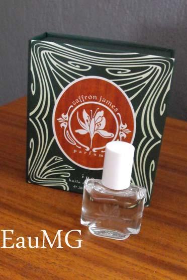 Saffron James Ipo Perfume