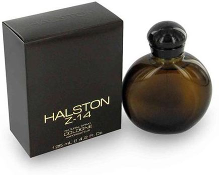 Bottle and review of Halston Z-14 Cologne