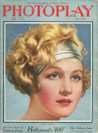 Greta Nissen 1925