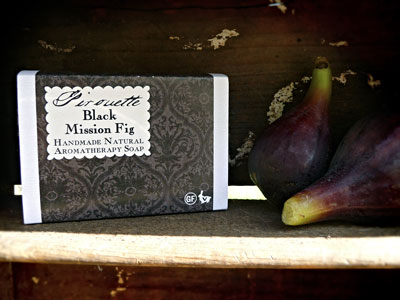 Pirouette Black Mission Fig