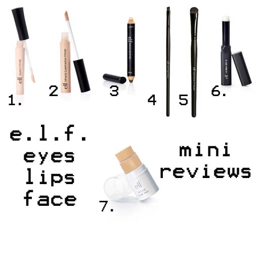 e.l.f. cosmetics review