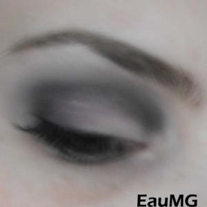 1920's eye makeup inspired
