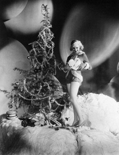Claire Trevor Christmas