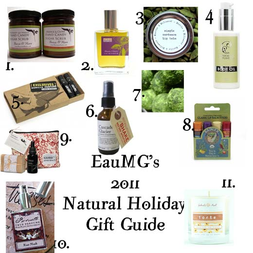 2011 Natural Holiday Gift Guide
