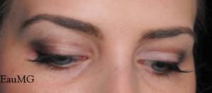 1960's Eye Makeup Instruction