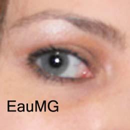1980's eye makeup