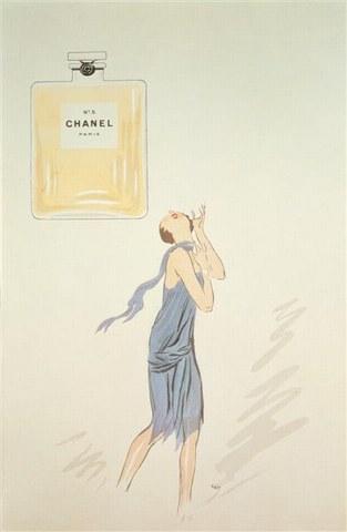 1928 Chanel ad
