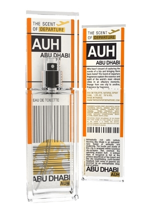 Scent of Departure Abu Dhabi perfume