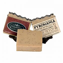 Villainess Pyromania soap bar