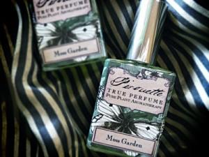 Pirouette Moss Garden perfume