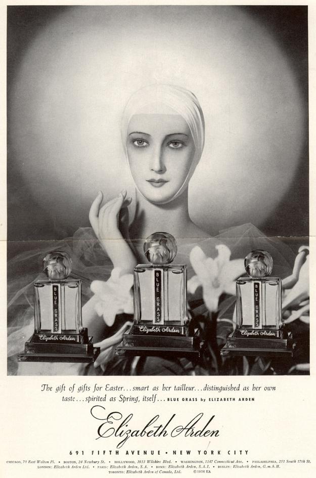 1936 Elizabeth Arden ad
