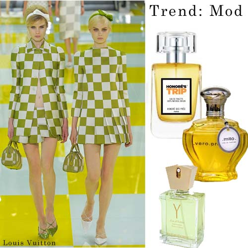 Mod Spring Summer Fashion