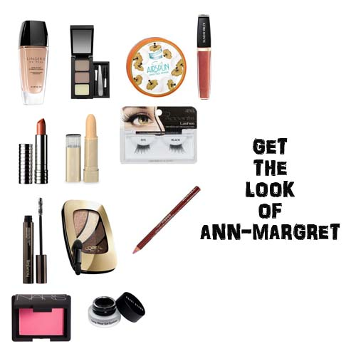 Ann-Margret Makeup