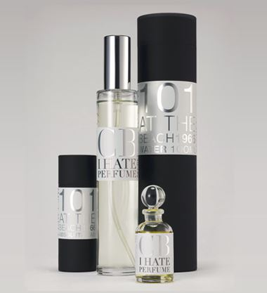 CB I Hate Perfume At the Beach 1966