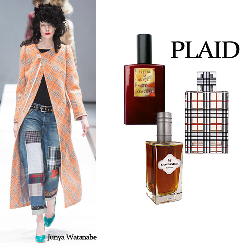 Fall 13 Plaid Fashion