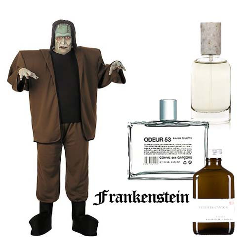 Halloween Frankenstein Costume