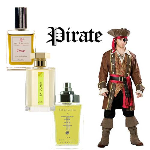 Men's Halloween Pirate Costume