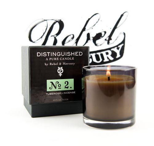 Rebel & Mercury Candle