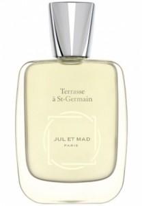 Jul et Mad Terrasse a St Germain