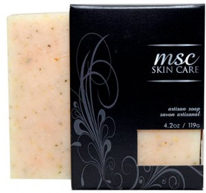 MSC Skincare Soap