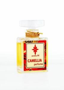 aroma M Camellia perfume