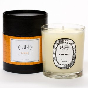 Aura Cosmic candle