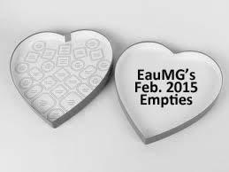 February 2015 Empties