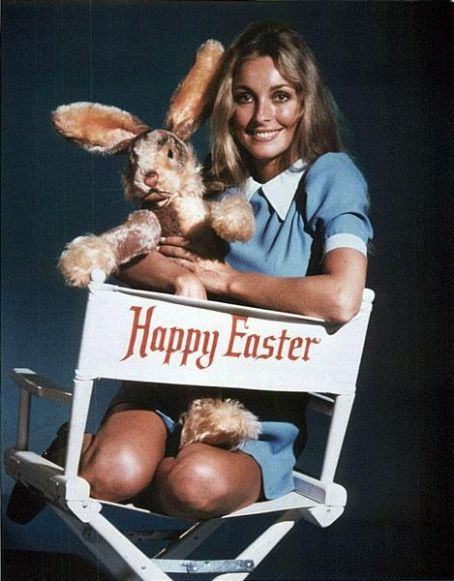 Sharon Tate Easter