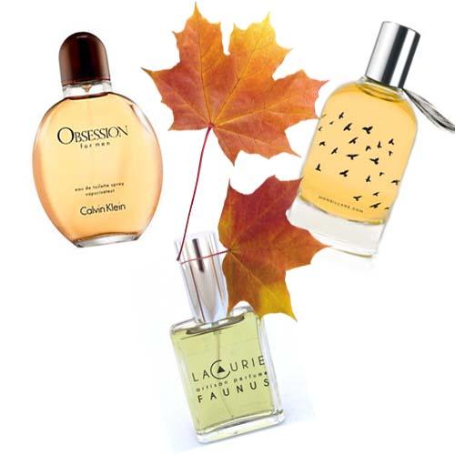 men's fall fragrance