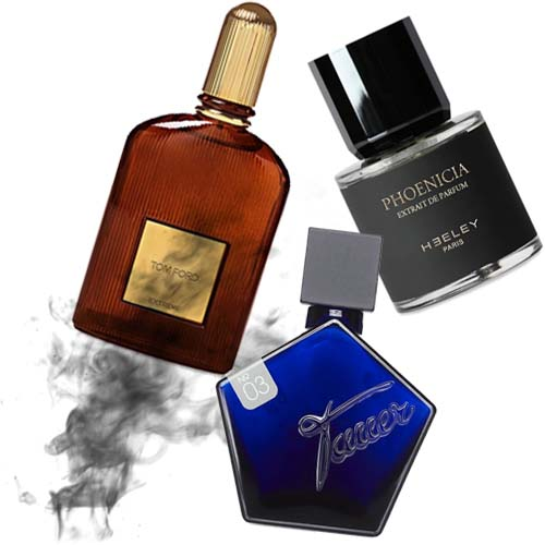 smoky scents for autumn