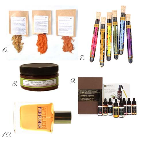 natural product gift guide